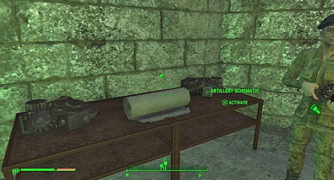 Fallout 4 Old Guns