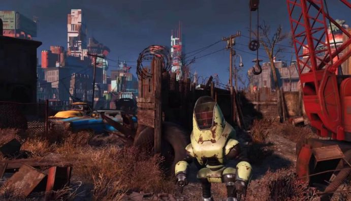 download fallout 4 wallpapers