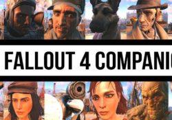 Fallout 4 Game Companions
