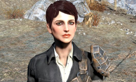 Fallout 4 Curie likes