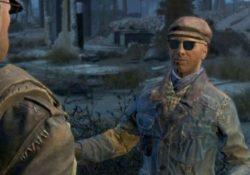 Deacon Fallout 4
