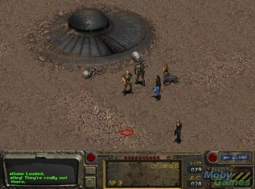 Fallout 1997 wallpaper