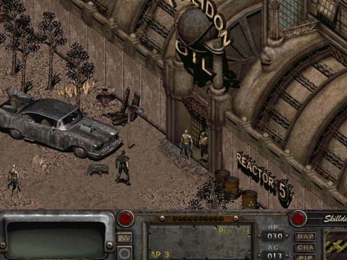 Fallout 2 Screenshots 1998