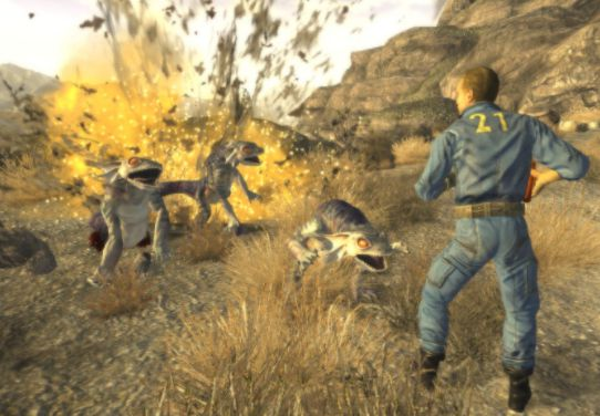 Fallout New Vegas – 2010 screenshots