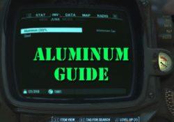 Fallout 4 Aluminium