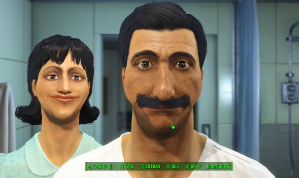 Fallout 4 Character Builder