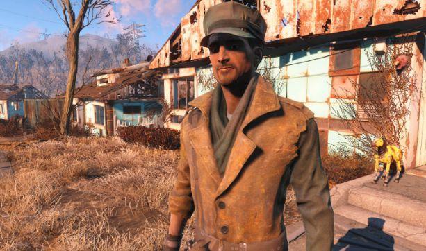Maccready Fallout 4