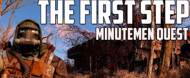 Minutemen quest