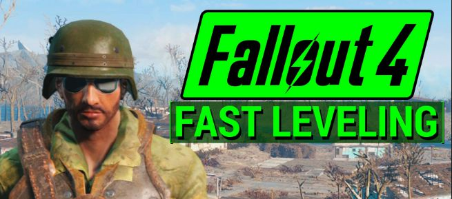 fallout 4 level up
