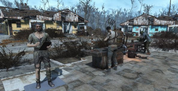 scavenging station fallout 4