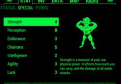 Fallout 4 skill tree